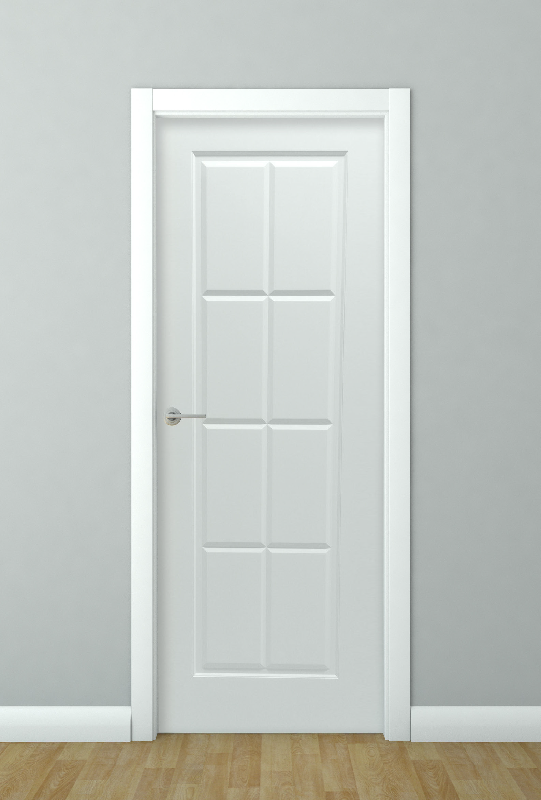 Fabricante de puertas juan l pez cat logo puertas - Puertas blancas exterior ...