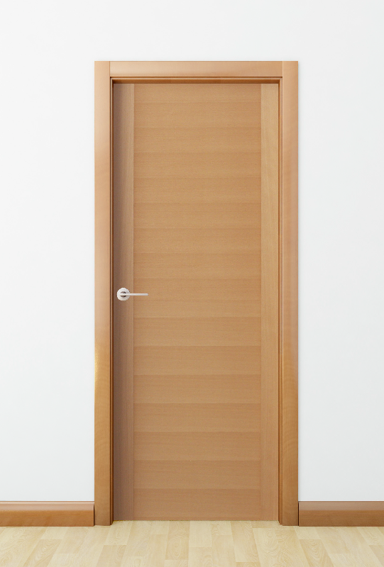 Puertas blancas o de madera puertas blancas ventanas en for Puertas de madera blancas