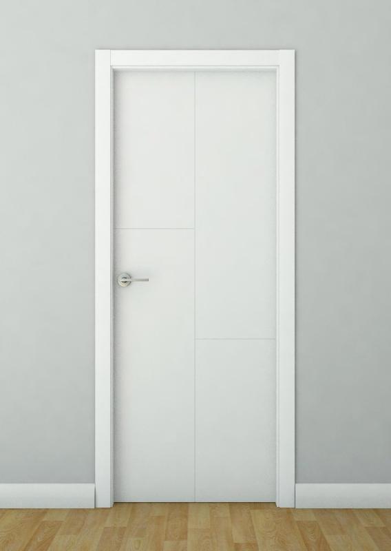 Fabricante de puertas juan l pez f brica de puertas de - Puertas blancas exterior ...